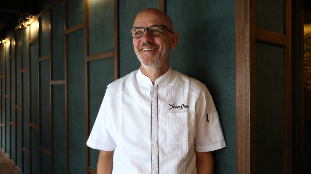 Franco Pepe di Pepe In Grani, pizzeria nr. 1 al mondo per 50 Top Pizza