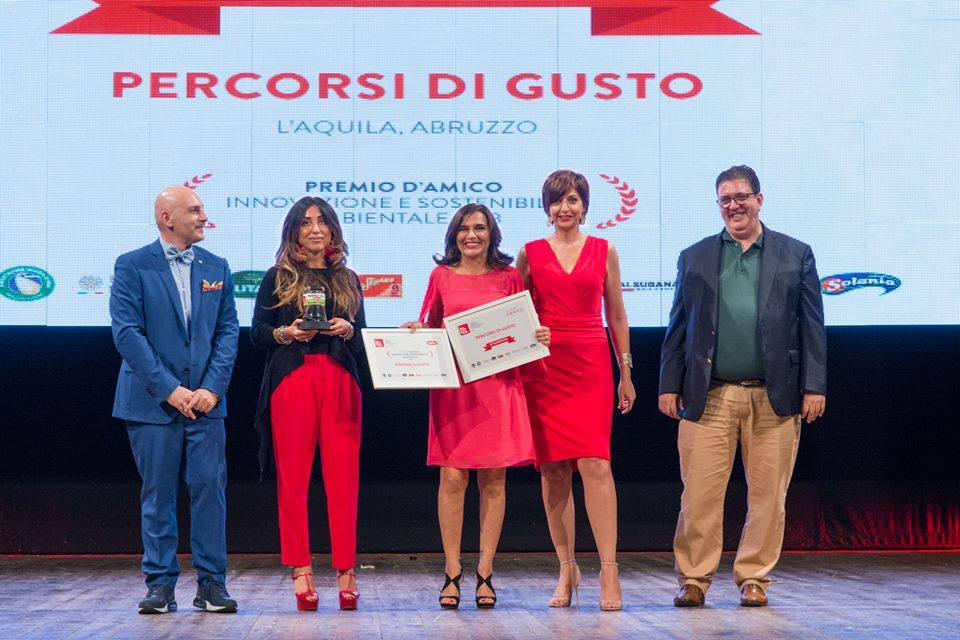 Marzia Buzzanca a 50 Top Pizza 2018