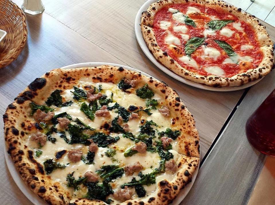 Le migliori pizzerie italiane a New York
