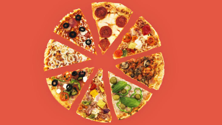La pizza ideale