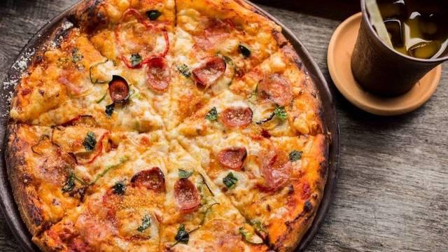 Pizze consigliate da Vanidad