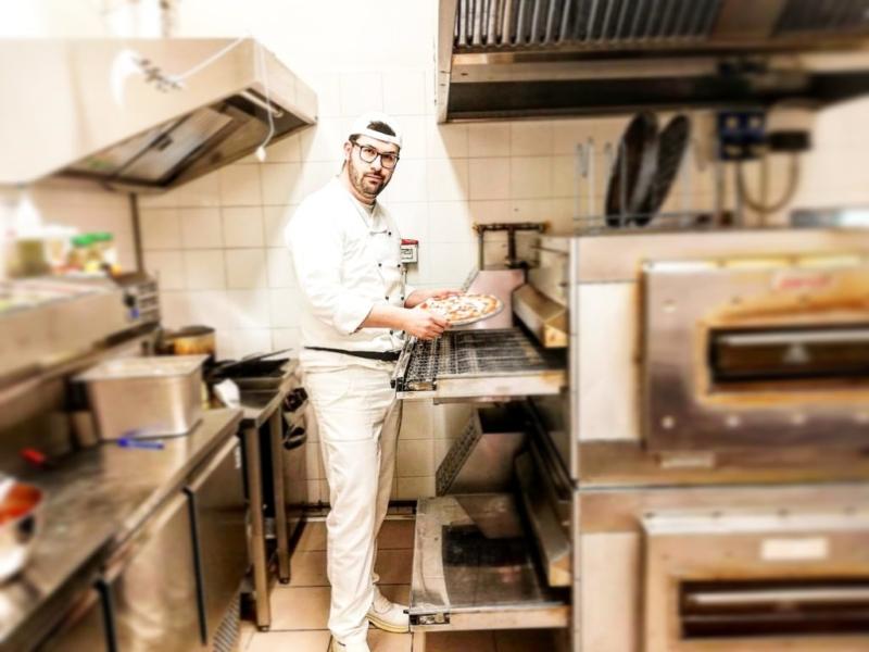 Francesco Brandolini di Solo Pizza