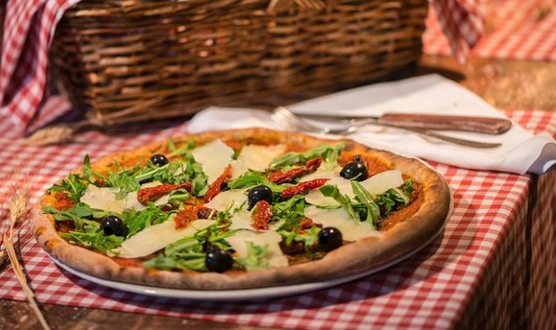 La pizza di Emma y Julia