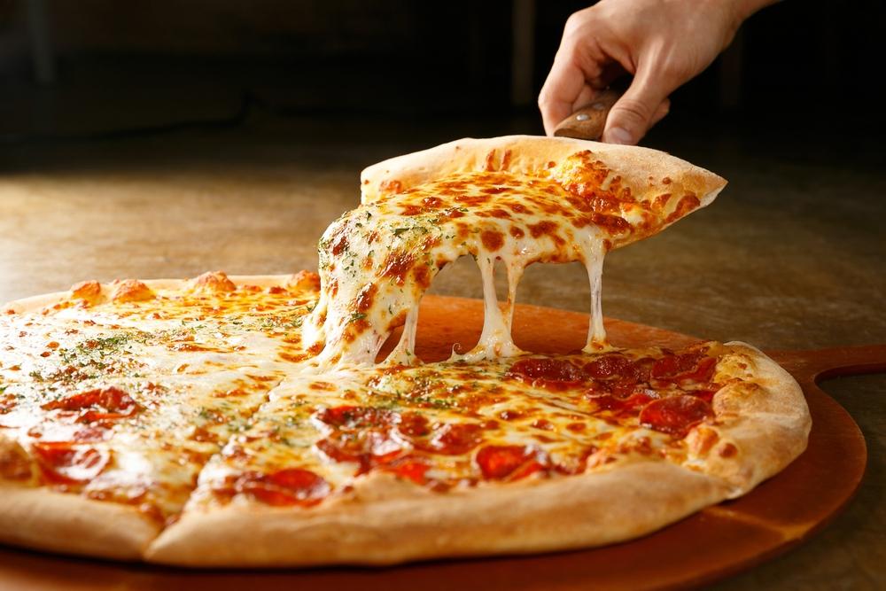 La pizza di Long Island