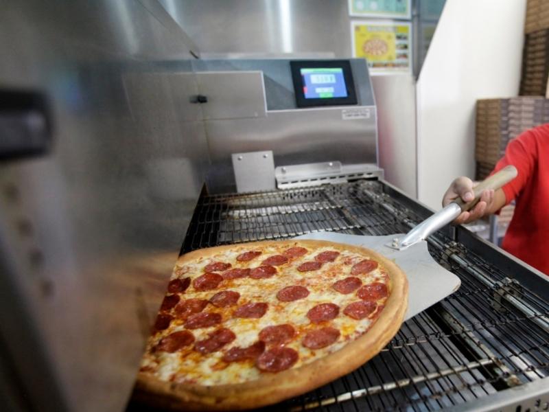 Le grandi catene di pizza