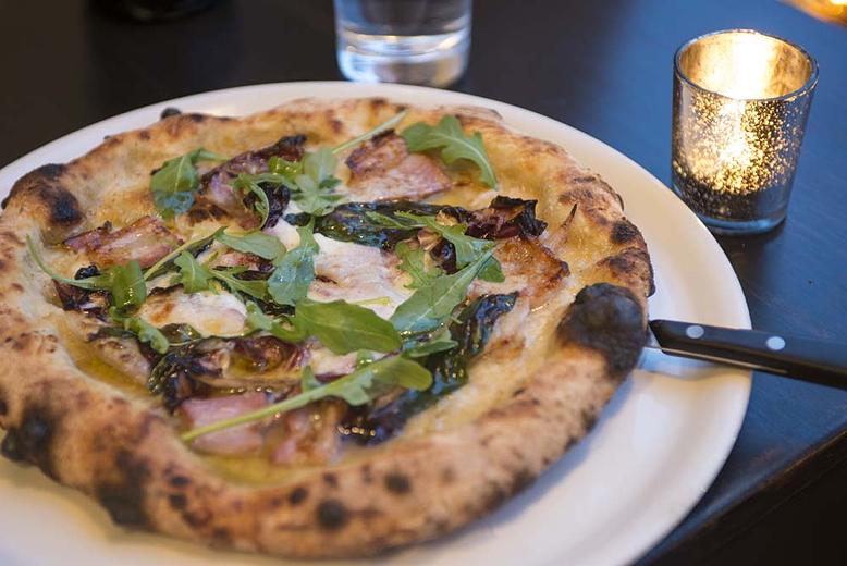 La pizza di Bivio Pizza Napoletana