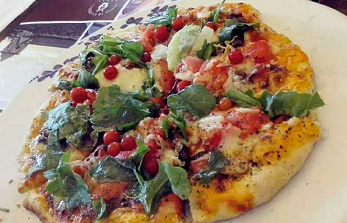 Le pizze a Bogotà