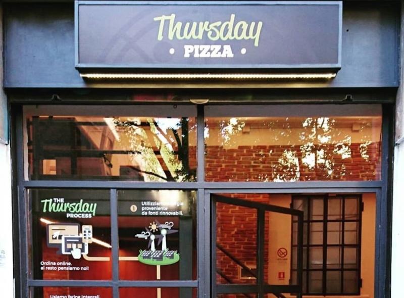 Thursday Pizza