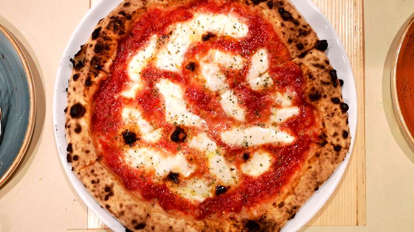 La pizza di Gigi Pipa