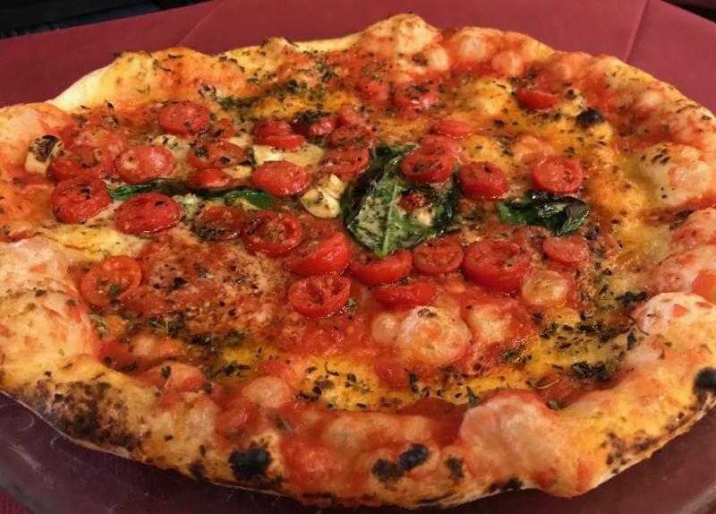 La Pizza di Starita a Milano