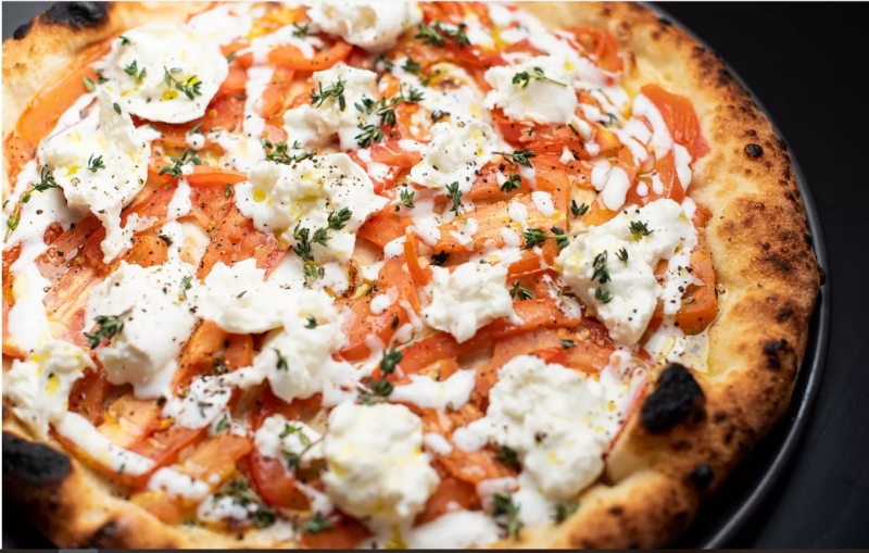 Le pizze di Pizzana WeHo