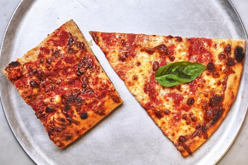 Slice Pizza - New York Times