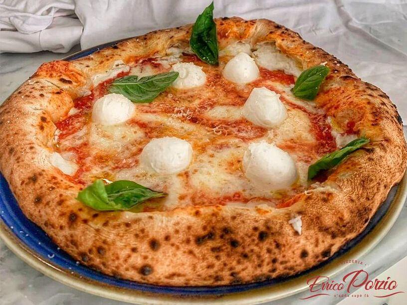 Pizza Margherrico - Errico Porzio