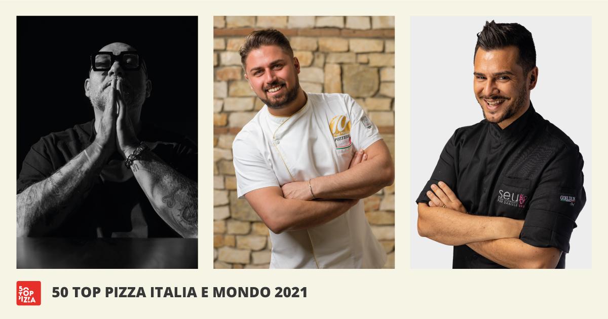 50 Top Pizza 2021: I Masanielli di Francesco Martucci si conferma la Migliore Pizzeria al Mondo